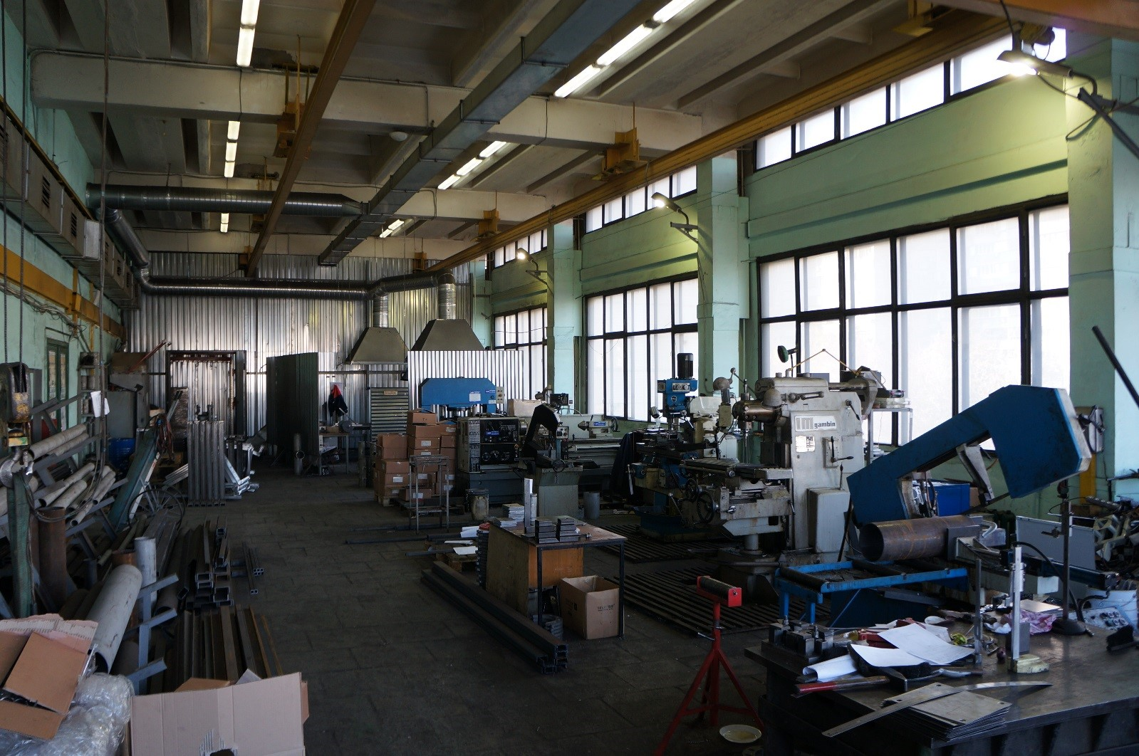 Производство Технологического оборудования (насосные установки) 2