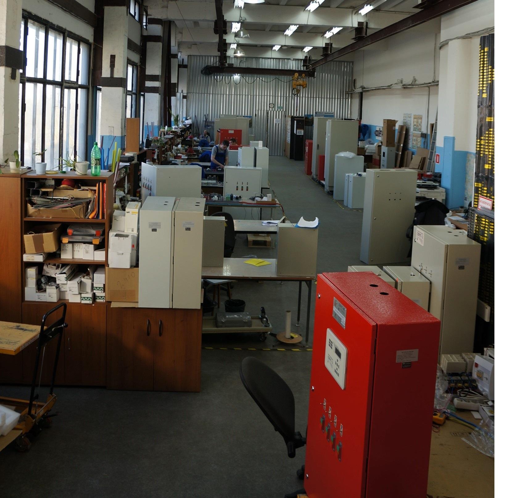 Производство силовых шкафов (Шкафы Аппаратуры Коммутации)